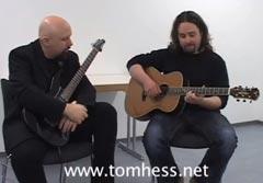 Tom Hess Teaching Guitar Chords