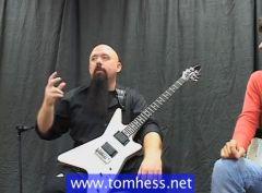 Tom Hess Teaching Guitar