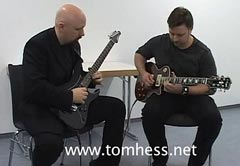 Tom Hess Teaching Guitar Soloing