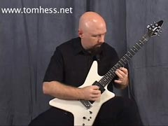 Tom Hess Teaching Sweep Picking