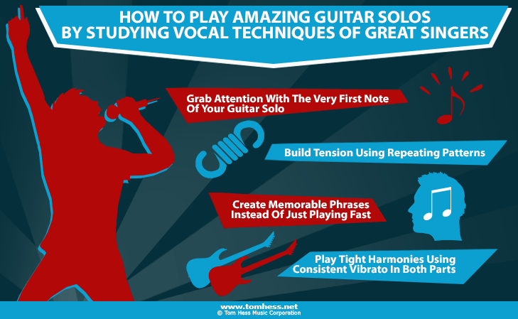 Play better guitar solos