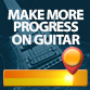Getting the most from your guitar playing practice