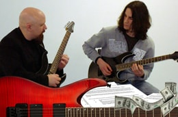 Tom Hess Coaching A Guitar Teacher